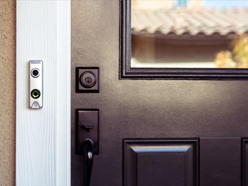 Une sonnette-caméra pour savoir ce qui se passe à votre porte, même en votre absence